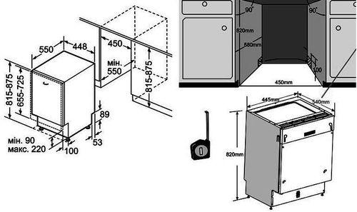 Схема встраивания машинки