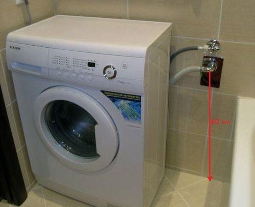Крепление стиральной машины на кафеле