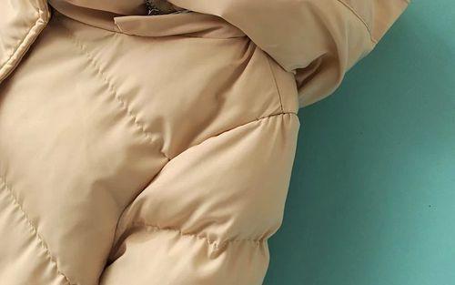 Чистая куртка