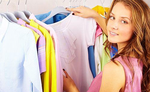 Чистые блузки